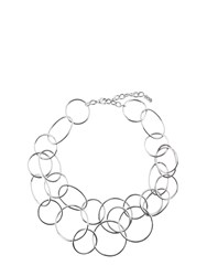Hobbs Anna Necklace Silver