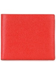 The Cambridge Satchel Company Billfold Wallet Red