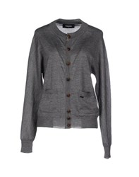 Dsquared2 Knitwear Cardigans Women Grey