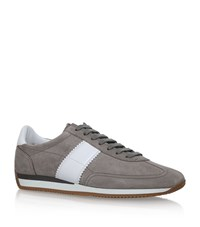 Tom Ford Orford Running Sneakers Male Grey