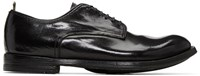 Officine Creative Black Anatonia 12 Derbys