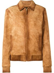 Filles A Papa 'Max' Jacket Brown