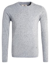Bertoni Gorm Jumper Stone Mottled Grey