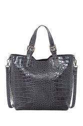 Renata Corsi Embossed Leather Handbag