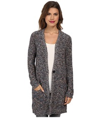 Bcbgeneration Boyfriend Cardigan Multi Combo Women's Sweater