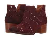 Roxy Lexie Spice Boots Red