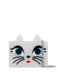 Karl Lagerfeld Choupette Minaudiere Clutch Bag 60