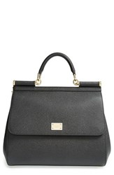 Dolce And Gabbana 'Miss Sicily' Satchel