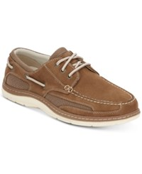 Dockers Lakeport Boat Shoes Shoes Dark Taupe
