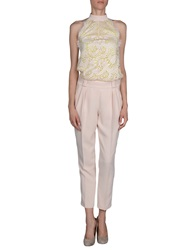 Pinko Pant Overalls Light Pink