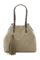 T Shirt And Jeans Out Of Africa Tote Beige