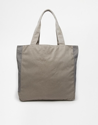 Asos Tote Bag Grey