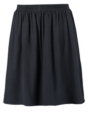 Opus Ravan Aline Skirt Deep Water Dark Blue