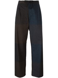 Stephan Schneider 'Moral' Trousers Brown