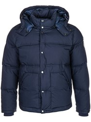 Marc O'polo Down Jacket With Hood Blue