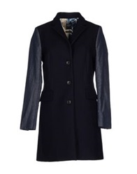 Jacob Cohen Jacob Coh N Coats Dark Blue
