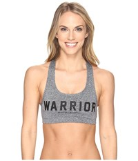 Spiritual Gangster Warrior Athletic Heather Grey Women's Workout Gray