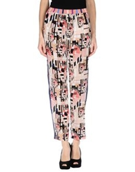 See By Chloe See By Chloe Casual Pants Light Pink
