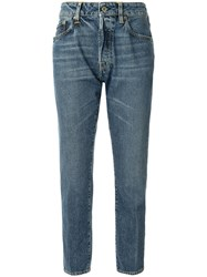 Golden Goose Cropped Straight Leg Jeans 60