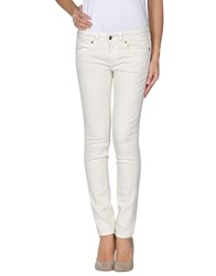 Vanessa Bruno Trousers Casual Trousers Women Ivory