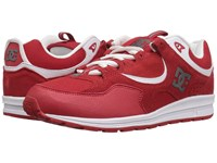 Dc Kalis Lite Red White Men's Skate Shoes
