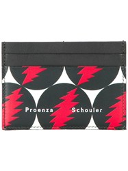 Proenza Schouler Grateful Dead Origami Card Holder Multicolour