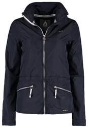 Gaastra Fiberglas Waterproof Jacket Navy Blue