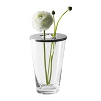 Design House Stockholm Focus Vase Nickel