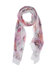 Lily And Lionel Scarves Coral