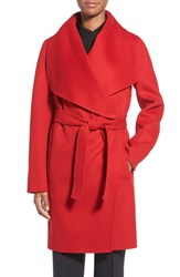 Women's Boss 'Catifa' Wool And Cashmere Wrap Coat