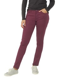 Fat Face Five Pocket Jeggings Raisin