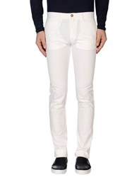 Henry Cotton's Trousers Casual Trousers Men White