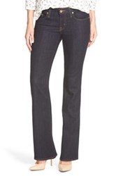 Big Star 'Remy' Bootcut Jeans Long Blue