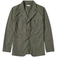 Engineered Garments Bedford Jacket Green