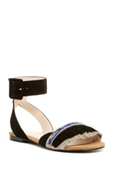 House Of Harlow Mist Sandal Black