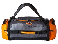 Eagle Creek Cargo Hauler Duffel 45 L S Orange Grey Duffel Bags