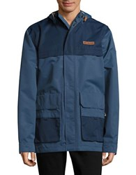 Columbia South Canyon Patch Pocket Jacket Zinc