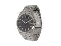 Citizen Bm7100 59E Corso Eco Drive Watch Stainless Steel Black Analog Watches
