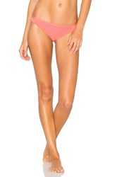 Tavik Jayden Moderate Bikini Bottoms Rose