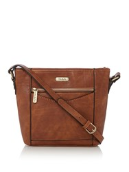 Ollie And Nic Margo Crossbody Tan