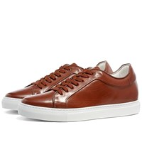 Paul Smith Basso Leather Sneaker Brown