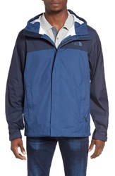 The North Face Men's Venture Ii Raincoat Shady Blue Urban Navy