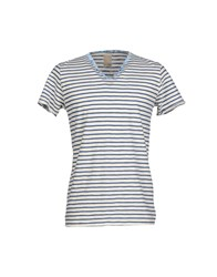 Kaos Topwear T Shirts Men Blue