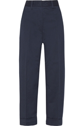 Acne Studios Twill Wide Leg Pants