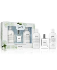 Philosophy Pure Grace Eau De Toilette Mother's Day Gift Set No Color