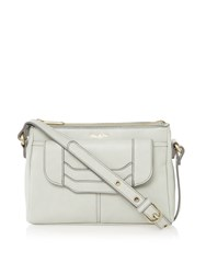 Ollie And Nic Erin Medium Crossbody Bag Grey