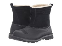 Woolrich Fully Wooly Slip Black Men's Boots