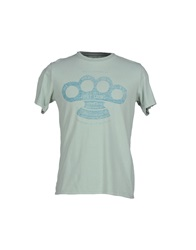 Timeout T Shirts Light Green