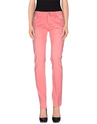 Dondup Trousers Casual Trousers Women Coral