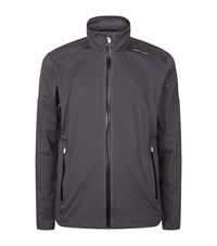 Porsche Design Technical Rain Jacket Male Black
